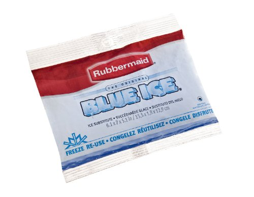 Rubbermaid Blue Ice Twin Lunch Pack (Twin Pack)