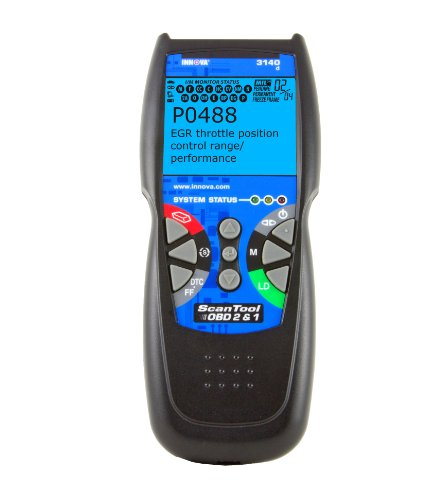 INNOVA 3140 OBD2/OBD1 Scan Tool with OBD2 Live Data