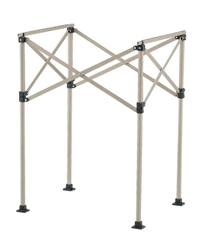 Coleman High Stand for use with Coleman 2 or 3 Burner Stoves or a Chest Cooler, Outdoor Stuffs