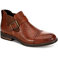 Groupon.com deals on Day Five Men's Ankle Boots