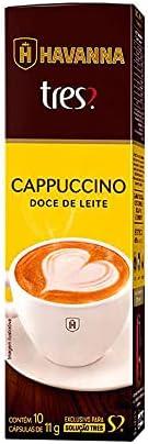 Cappuccino Doce de Leite, Três