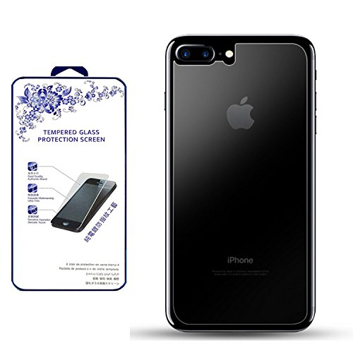 [Only Back] For Apple iPhone 7 Plus Ballistic HD Tempered Glass Screen Protector ([Olny Back] For iPhone 7 Plus)