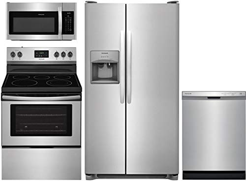 Frigidaire 4 Piece Kitchen Appliances Package with FFSS2615TS 36