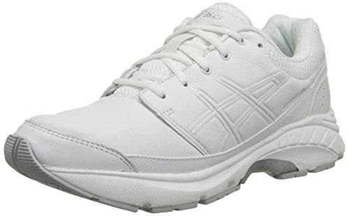 ASICS Women's Gel-foundation Workplace Running Shoe, Whit...
