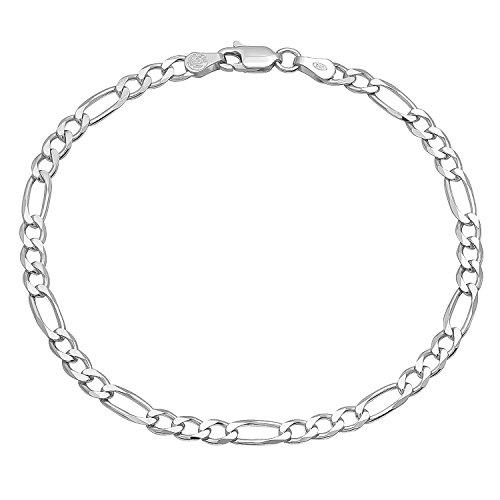 c1b1f2777b173 We Analyzed 1,204 Reviews To Find THE BEST Silver Bracelet Italian Men