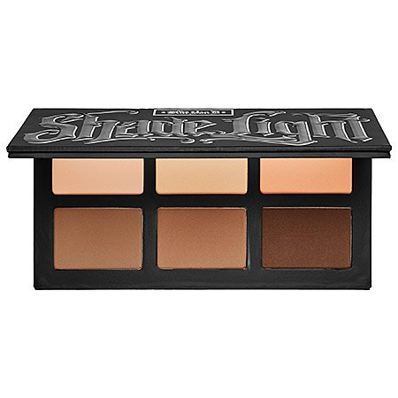 Kat Von D Shade + Light Face Contour Palette 100% - Face For Shades Shape