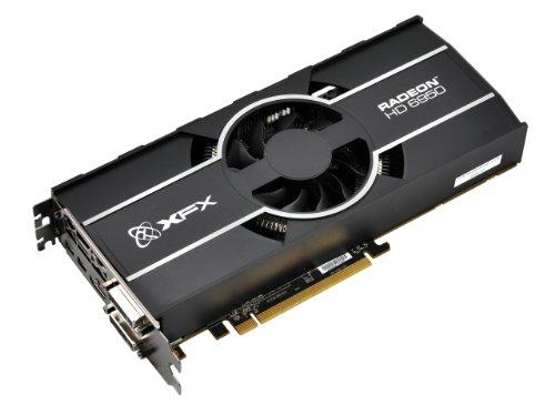 XFX AMD Radeon HD 6950 800M 1 GB DDR5 PCI-E Video Card HD695XZNFC (Card Graphics 6950)