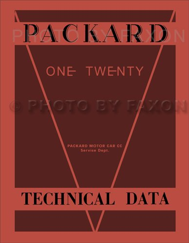 1935-1936 Packard 120 Repair Shop Manual Reprint with for sale  Delivered anywhere in USA