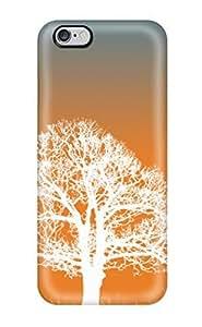 1105480K67953939 New Premium Flip Case Cover Forest Skin Case For Iphone 6 Plus