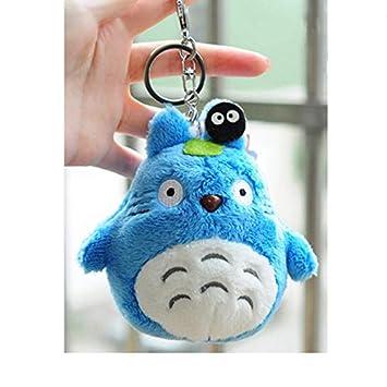 Amazon.com: YOYOTOY Totoro - Llavero de peluche con forma de ...