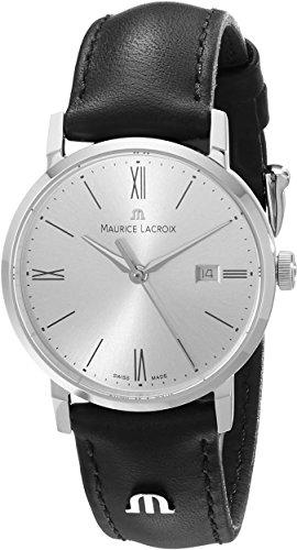 maurice-lacroix-womens-el1084-ss001-110-eliros-analog-display-analog-quartz-black-watch