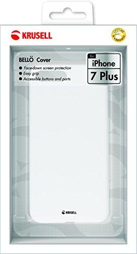 Krusell Bellö Schutzhülle in weiß - für Apple iPhone 7 Plus