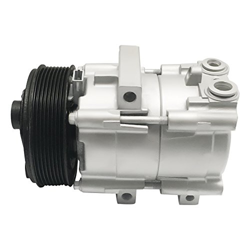 RYC Remanufactured AC Compressor and A/C Clutch EG152 (F53 Chassis)
