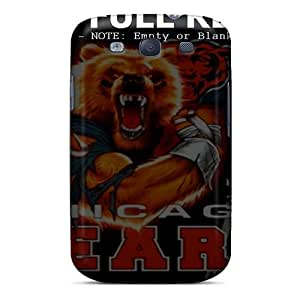 Galaxy S3 Case Cover Chicago Bears Case - Eco-friendly Packaging