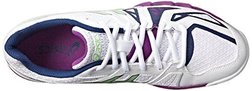 Da White pistachio Asics Squash Grape Gel Donna 5 Scarpe blade wxOx7TSAqC