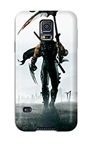Galaxy Cover Case - Ninja Gaiden Protective Case Compatibel With Galaxy S5