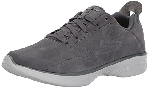 4 Go Skechers Women's Walk Charcoal Performance EqxtA4