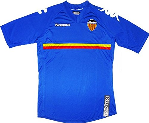 Used, Valencia 2010-11 Player-issue European third jersey for sale  Delivered anywhere in USA