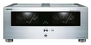 Onkyo M-5000R-S - Amplificador estéreo (150 W canal, conexión BTL) color plata
