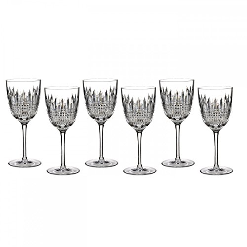 Lismore Diamond Goblet (Set of 6) by Waterford