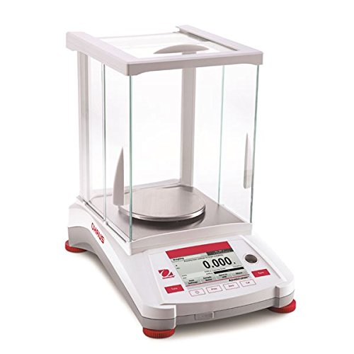 Ohaus AX423N Adventurer Pro II Analytical/Precision Balance, NTEP Certified, 420 g, 3 ppm