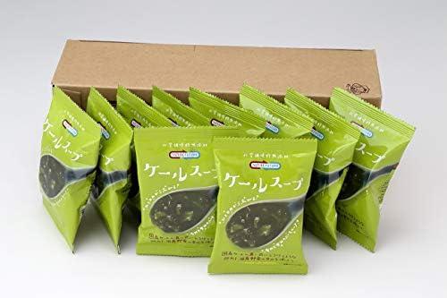 ケールスープ NATURE FUTURe 10g×10食