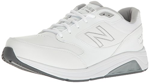 New Balance Men's 928v3 Walking Shoe, White, 10.5 4E US