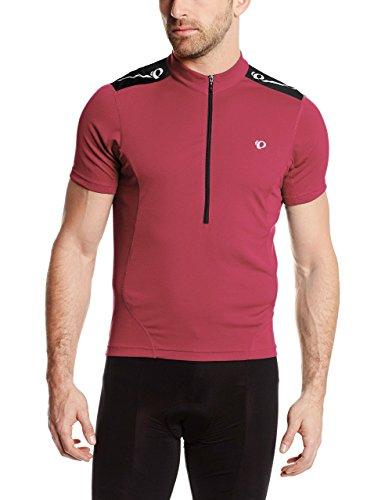Pearl Izumi - Ride Men's Select Short Sleeve Quest Jersey, Tibetan Red, Large (Mens Quest)