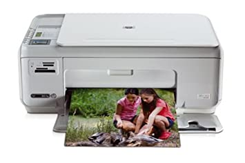 HP Photosmart C4380 All-in-One Printer, Scanner, Copier ...