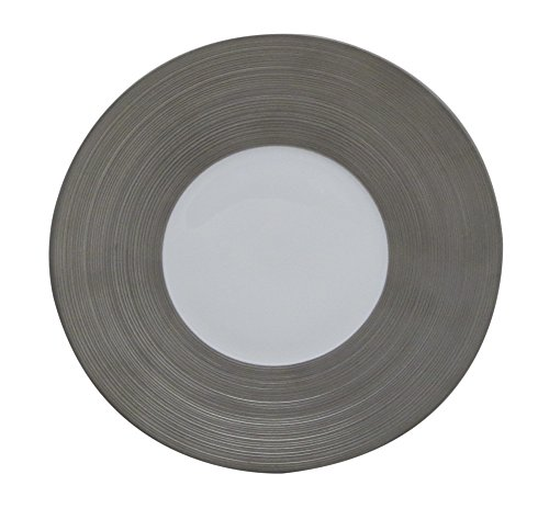 J.L. Coquet Hemisphere Matte Platinum 12