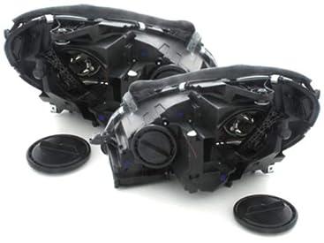 Kitt COCBMBW204C63FSW - Kit de conversión de cuerpo Retrofit 2007-2014 con faros halógenos LED DRL: Amazon.es: Coche y moto