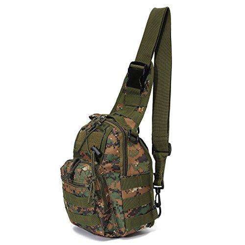 strap bicycle shoulder backpack bag Camping Backpacks ACU Shoulder bag R strap Digital Single SODIAL Digital Hiking Forest xqzHXtn