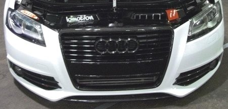 www aahmotorsport com Gloss Black Front Grill Badge Logo