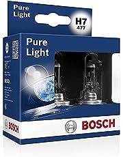 Bosch H7 Pure Light lampen - 12 V 55 W PX26d - 2 stuks