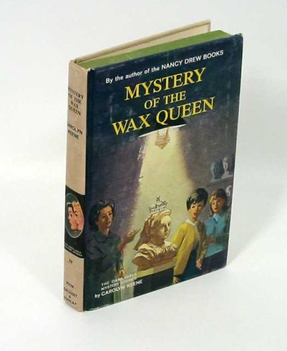 Mystery Wax - 4