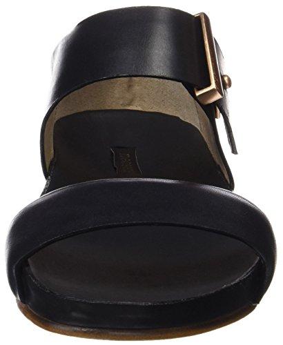 Con S952 Neosens Sandalias Mujer Plataforma Para Negro Ebony Lairen Restored ebony Plana Skin Rw1pq