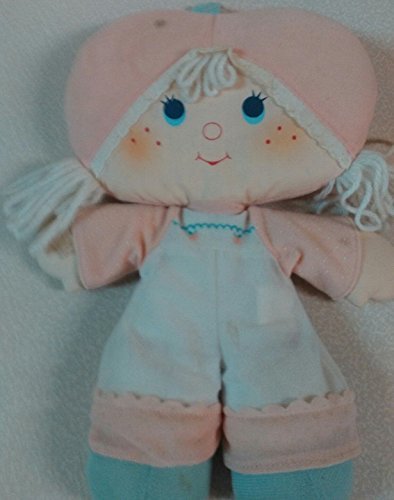 VINTAGE 1980's KENNER APRICOT SCENTED STRAWBERRY SHORTCAKE RAG DOLL ()