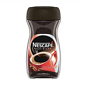 Nescafe Rich Instant Coffee 170g {Imported from Canada}