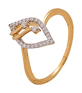 Buy Senco Gold Dia 24x7 Collection 18k Yellow Gold and Diamond