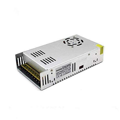 24V 25A 600W LED Driver Switching Power Supply (SMPS)Monitoring power supply Industrial Power Transformer 110/220VAC-DC24V