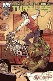 Read Online Teenage Mutant Ninja Turtles #30 1:10 Belanger Variant PDF
