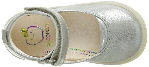 Shoo Pom Bouba Bal Sandal - Zapatos de primeros pasos Bebé-Niños Dorado - Or (Platine)