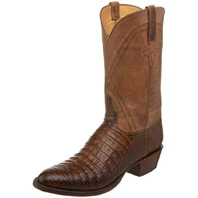 Lucchese Classics Men's L1399.63 Western Boot,Tan,8 D US