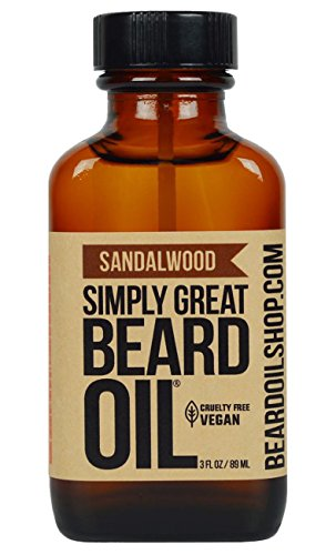 Simply Great Beard Oil Conditioner