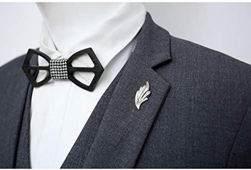 JTXZD Broche Crystal Rose Flor Broche Traje de los Hombres Camisa Prendedor de Cuello Escudo Solapa Broches Mujeres Bufanda Pin Hombre Accesorios: Amazon.es: Hogar