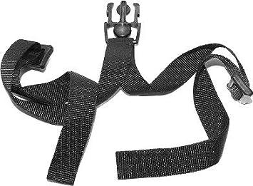Bobike - Cinturón de arnés para maxi (3 puntos), color negro ...