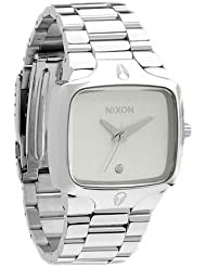 Men's Player Watch Color: Silver/White