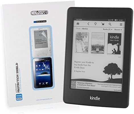 Cover-Up - Protector de pantalla invisible para e-reader Amazon ...