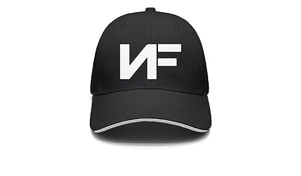Amazon.com  NF Rap Mens Womens Casual Hip-Hop Cap  Clothing dacaad76856
