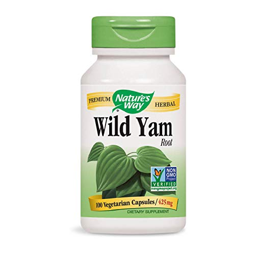 Nature's Way Wild Yam Root (Packaging May Vary)
